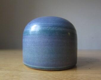 Mobach-Ceramics Utrecht Holland vintage 80s small vase