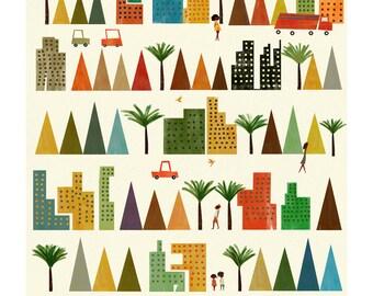 Tropicalia big print