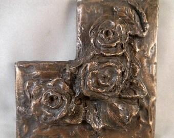 Bronze Rose Liner Bar Out Ccorner
