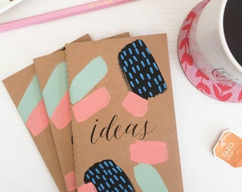 """Ideas mini journal 