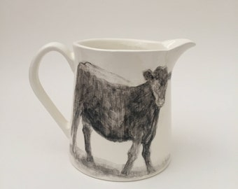 Cow Milk Jug