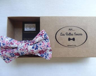Cotton fabric Basile knotted bow