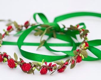 Wreath for nice IMP Christmas