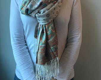 Indian Scarf - Carnival