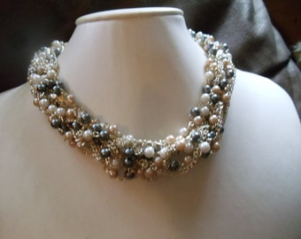 Doreen statement necklaces vintage