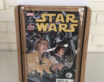 2015 Star Wars #17 Comic with Storage Box, gift for husband, boyfriend, brother, son