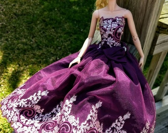 Plum Perfect fits Ficon, Kingdom Doll, Numina