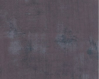 Mon Ami grunge cotton fabric gris fonce by Basic Grey  for Moda fabric 30150 277
