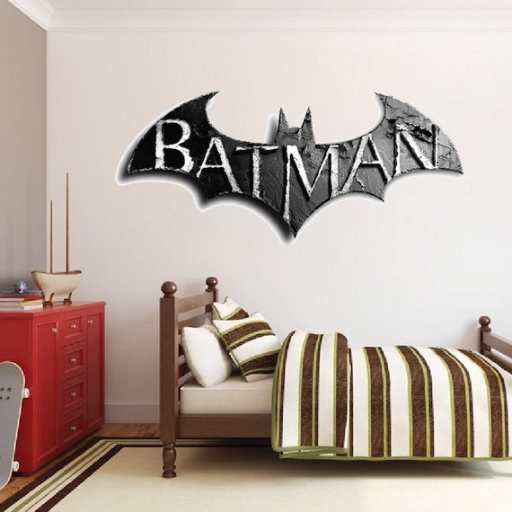 Exceptional Batman Decal Batman Wall Decal Batman Wall Design Arkham