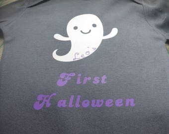 Personalized First Halloween - Ghost