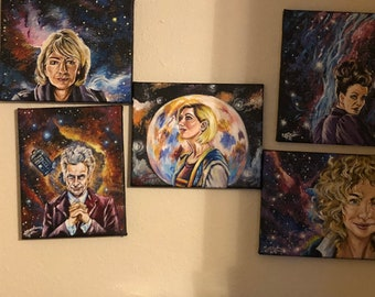 Doctor Who set
