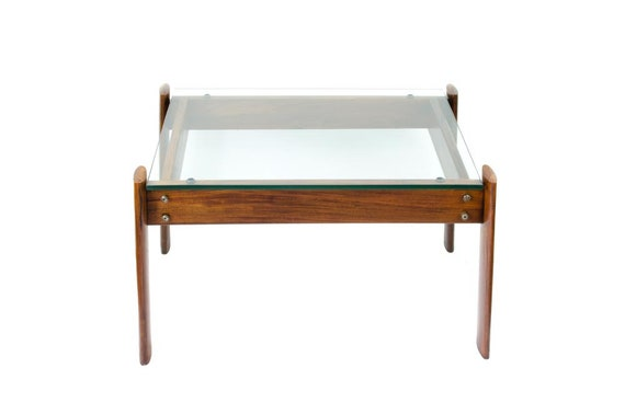Percival Lafer Rosewood Table Rosewood End Table Mid Century
