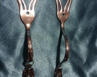 Fork Cabinet Pull live long and prosper