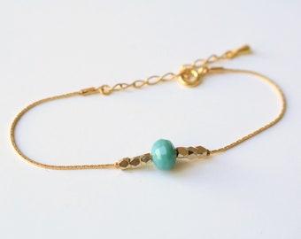 Green bracelet Tan Tao