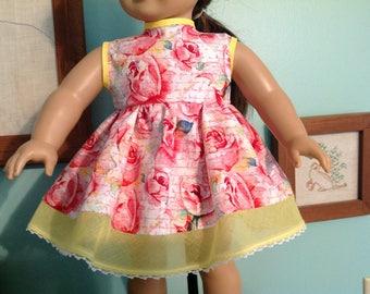 "18"" Doll Clothes, 18"" Doll Dress, 18"" Fashion Doll Clothes, 18 Inch Doll Clothes, Handmade 18"" Doll Clothes"