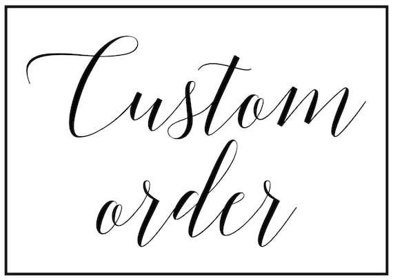 Custom Order, Wood Sign, Farmhouse, Phrase, Custom, Home Decor, Wall Art, Rustic, Framed