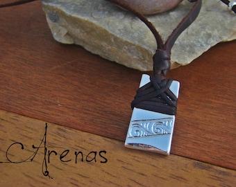 Maori Necklace - Maori Pendent - Maori Jewelry - Maori Hook - Matau - Fish Hook - Maori Art