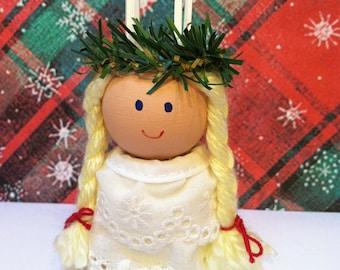 Santa Lucia Ornament
