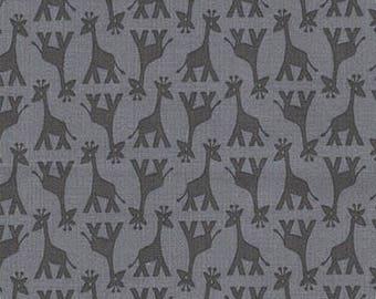 Rhoda Ruth by Elizabeth Hartman for Robert Kaufman Fabrics - 1/2 yard cut - # AZH 15452-169 Earth