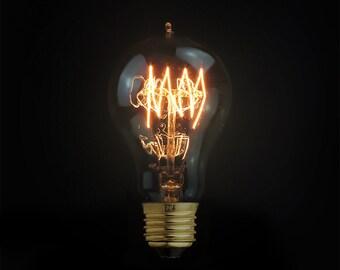 Edison E27 teardrop Globe Light Bulb - filament edison bulb - 110V & 220V - ceiling lamp - vintage style - industrial bare bulb pendants