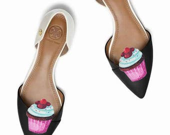 Muffins - shoe clips