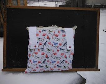 Song Bird Pillow Slip Cover