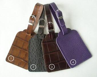 Leather Case Pendant