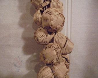 100 Miniature baskets