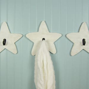 Star Wall Hooks Star Decor Entryway Wall Hooks Star Hooks Star Bathroom  Hooks Bathroom Wall Decor
