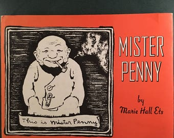 Mister Penny, Marie Hall Ets, 1962