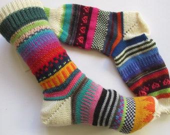Colorful socks GES Gr. 39/40