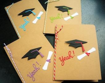 Graduation Card, Congratulations Card, High School Graduation Gift, University Graduation Card