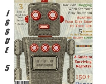 Handmadeology Magazine - Issue 5 - SEO - Search Enginge Optimization
