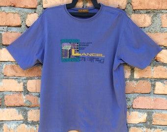 Vintage LANCEL T Shirt/Lancel Jacket/Lancel Sweetshirt