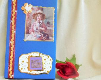Birthday card boxes