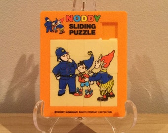 Noddy Sliding Puzzle