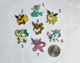 Eevee Eeveeloutions Inspired Mini Magnetic Needle Minder Keeper Nanny Rare Earth Neodymium Magnet