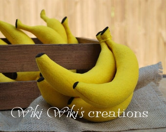 Felt Food Banana