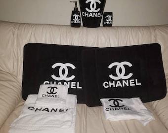 Chanel bathroom set