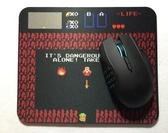Legend of Zelda Mouse Pad