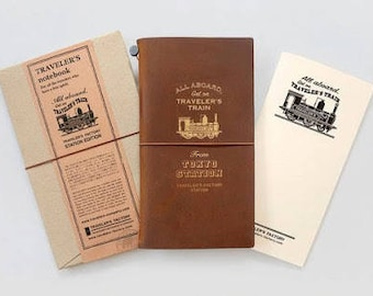 Tokyo Station Traveler's Notebook - Limited Edition