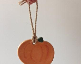 Pumpkin Ornaments set (6 piece)