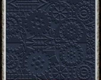 Melt Art Texture Treads Graphic Gears