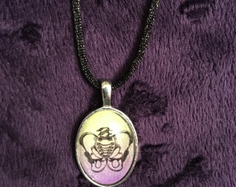 Pelvis Pendant Necklace