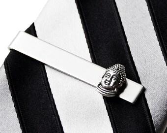 Buddha Tie Clip