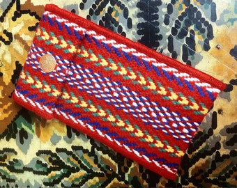 Metis Arrow Sash Belt Pouch