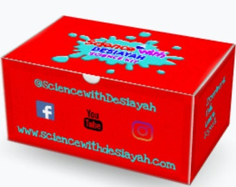 Science with Desiayah Science Kit