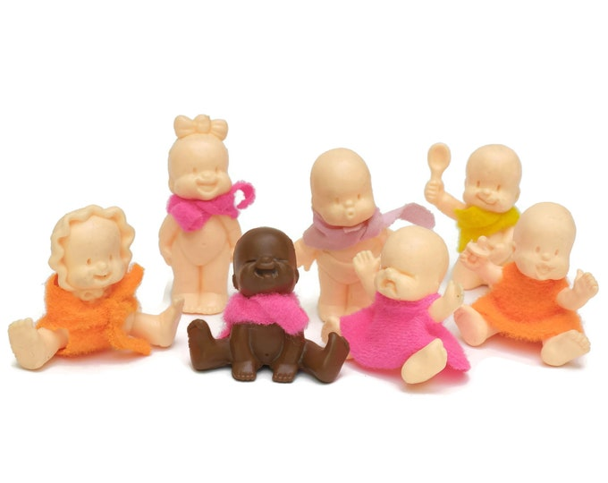 Lil Babies Doll Figures.