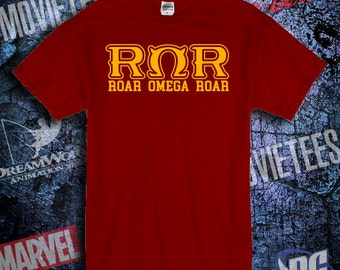 Roar Omega Roar - Monster University Shirt