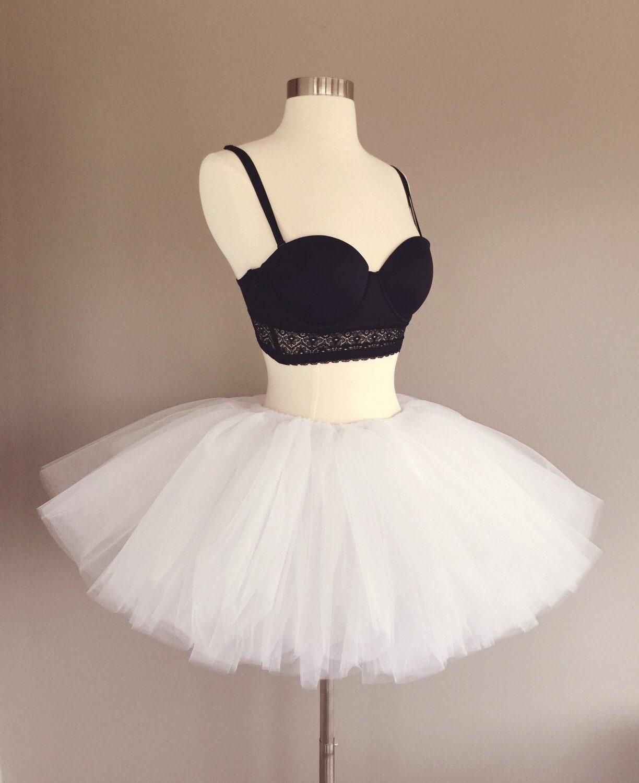 Short Tutu Skirt